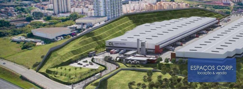 Galpão logístico para alugar, 4370m²  - Osasco/SP
