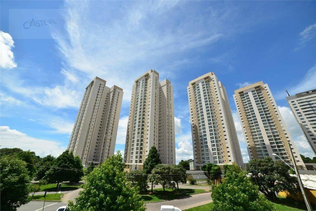 AP0046-CST, Apartamento de 4 quartos, 131 m² à venda no Ecoville - Curitiba/PR