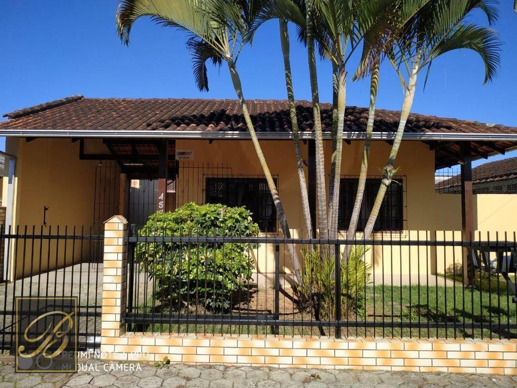 Casa com 2 dormitórios à venda, 52 m² por R$ 225.000,00 - Adhemar Garcia - Joinville/SC