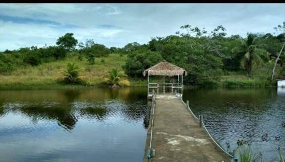 Chácara com 10 dormitórios à venda, 80.000 m² por R$ 3.500.000 - Areia Branca - São José de Mipibu/RN