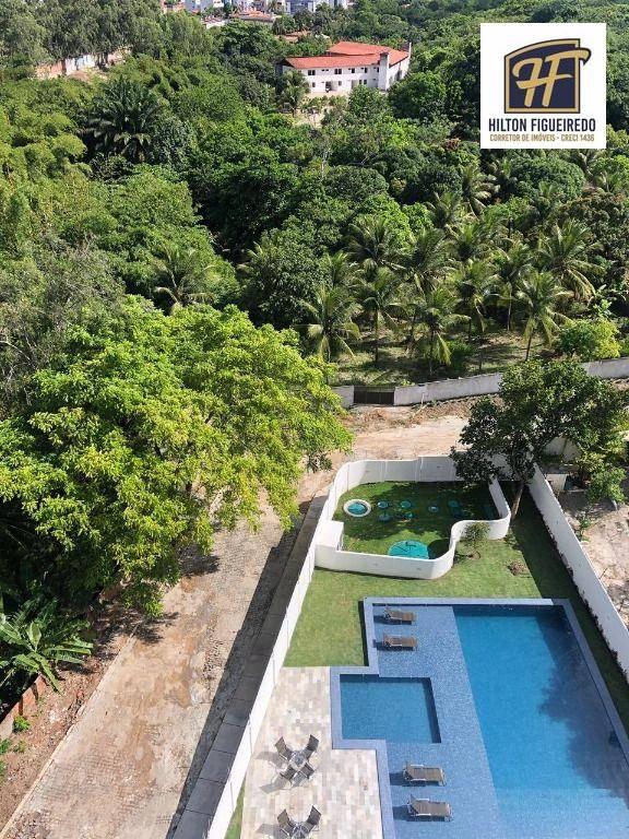 Apartamento com 2 dormitórios para alugar, 62 m² por R$ 1.600