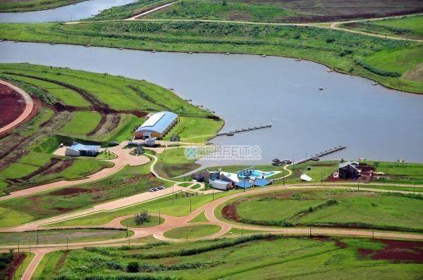 Terreno à venda, 3721 m² por R$ 505.000,00 - Rodovia - Sertanópolis/PR