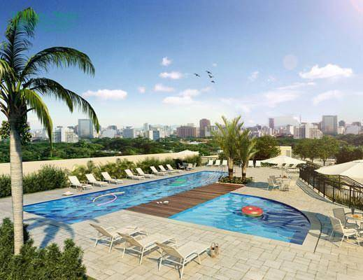 Apartamento com 3 dormitórios à venda, 76 m² por R$ 365.000,00 - Picanco - Guarulhos/SP
