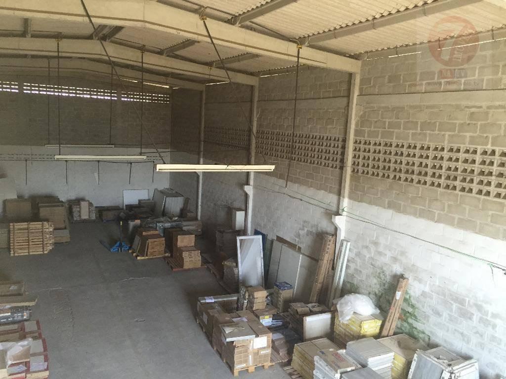 Galpão comercial para locação, Renascer, Cabedelo - GA0001.
