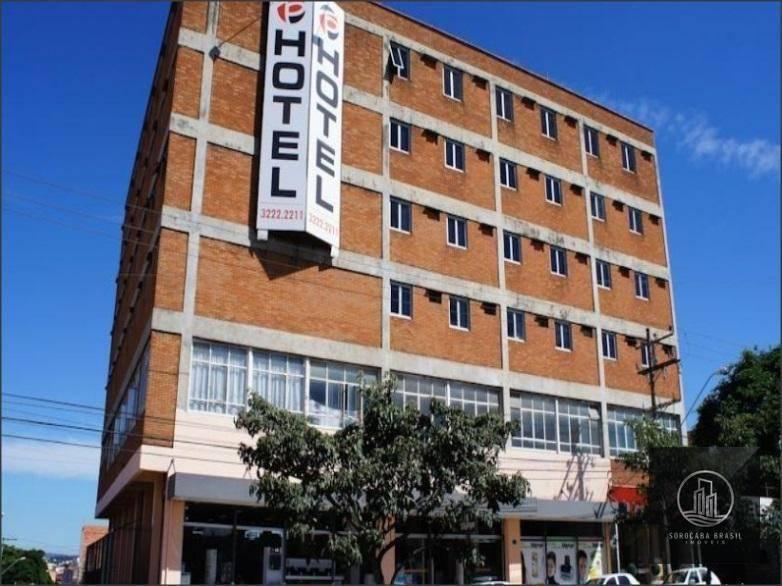 Hotel com 80 dormitórios à venda, 3900 m² por R$ 10.000.000,00 - Vila Lucy - Sorocaba/SP