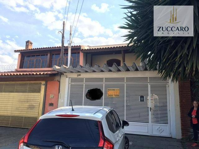 Sobrado de 3 dormitórios à venda em Jardim Vila Galvão, Guarulhos - SP