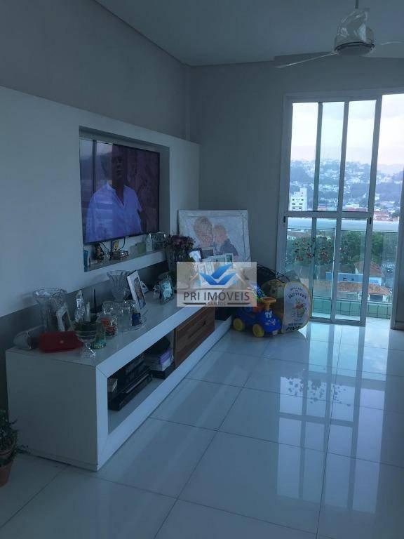 Santos SP - Apartamento Duplex para alugar