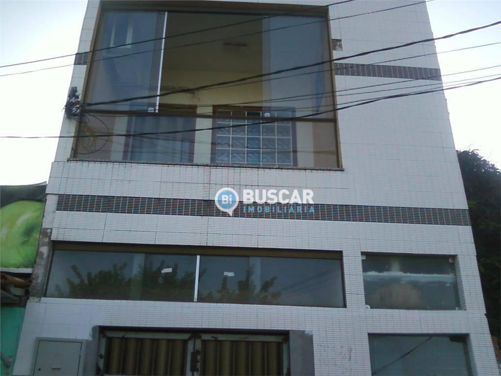 Apartamento 1/4, suíte, mais Ponto Comercial Térreo, Brasili