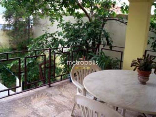 Sobrado à venda, 390 m² por R$ 1.600.000,00 - Jardim São Caetano - São Caetano do Sul/SP