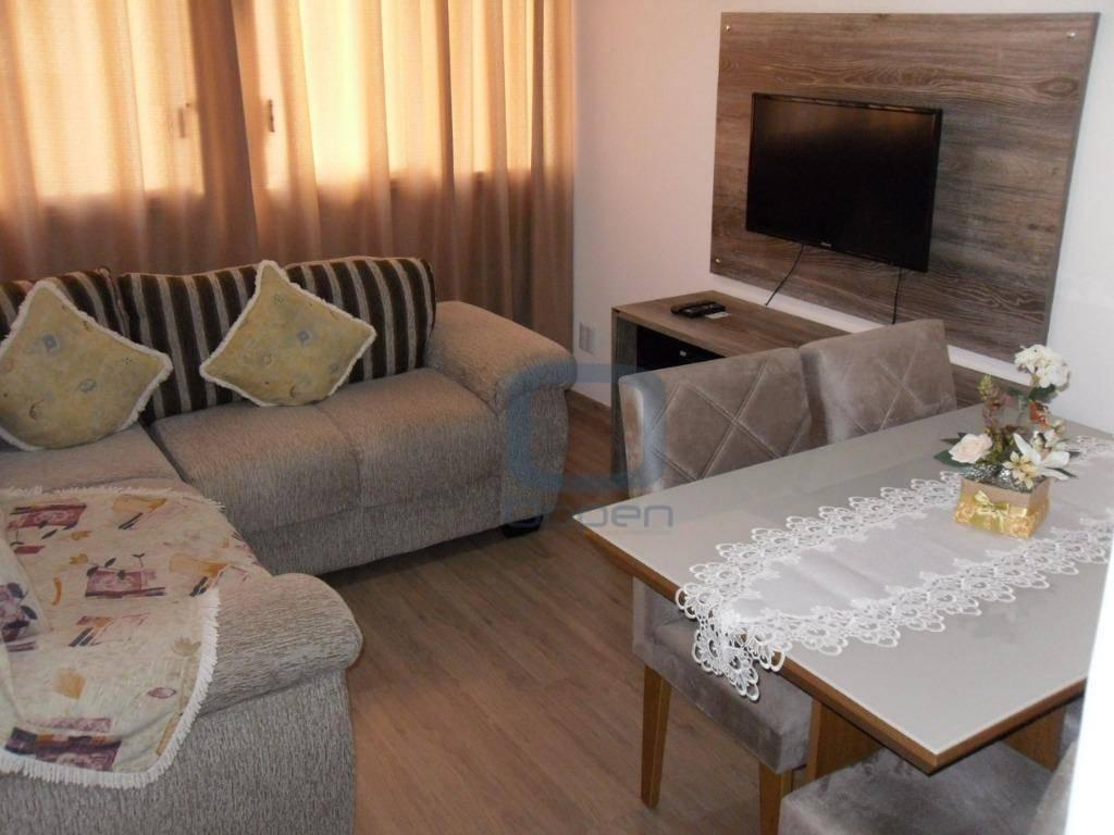 Apartamento com 1 dormitório à venda, 40 m² por R$ 170.000,00 - Centro - Campinas/SP