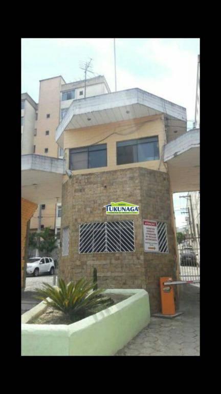 Apartamento residencial para venda e locação, Vila Rio de Janeiro, Guarulhos.