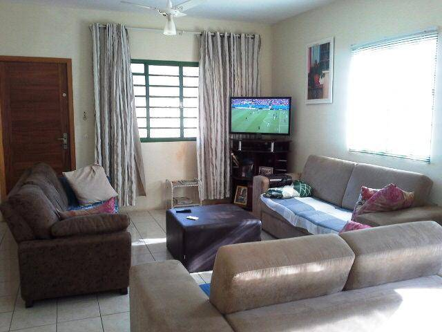 Casa 3 Dorm, Bosque das Palmeiras, Campinas (CA1460)