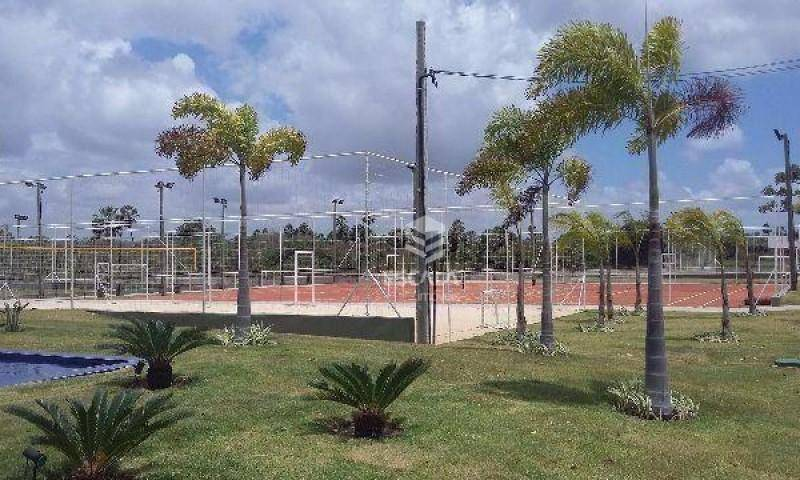 Lote à venda Jardins das Dunas, 251 m², condomínio fechado, financia - Mangabeira - Eusébio/CE