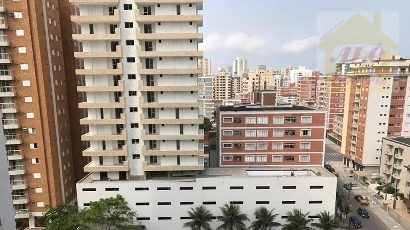 Apartamento à venda, 88 m² por R$ 400.000,00 - Tupi - Praia Grande/SP