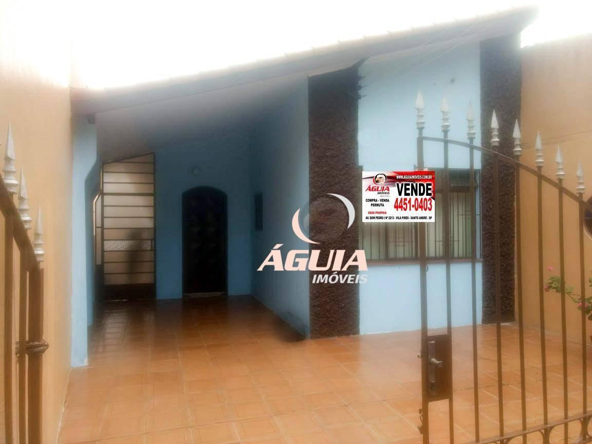 Casa com 2 dormitórios à venda, 73 m² por R$ 426.000 - Santa Maria - Santo André/SP