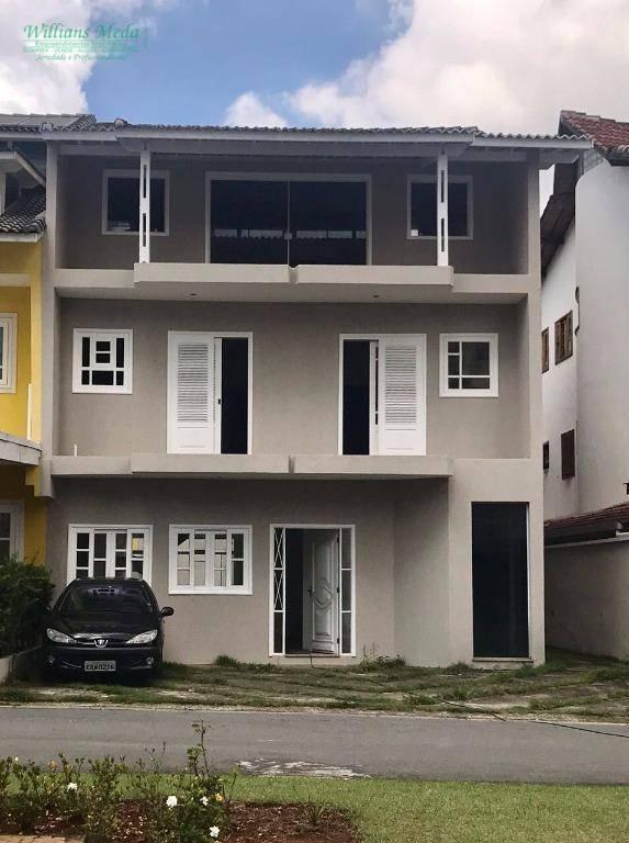Sobrado à venda, 450 m² por R$ 1.550.000,00 - Vila Rosália - Guarulhos/SP