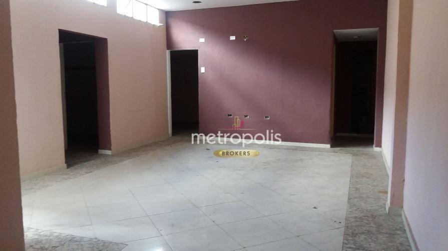 Prédio, 324 m² - venda por R$ 1.800.000,00 ou aluguel por R$ 10.000,00/mês - Centro - Santo André/SP