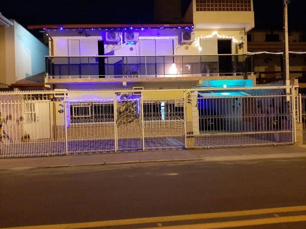 Pousada com 7 dormitórios à venda, 264 m²  - Canasvieiras - Florianópolis/SC