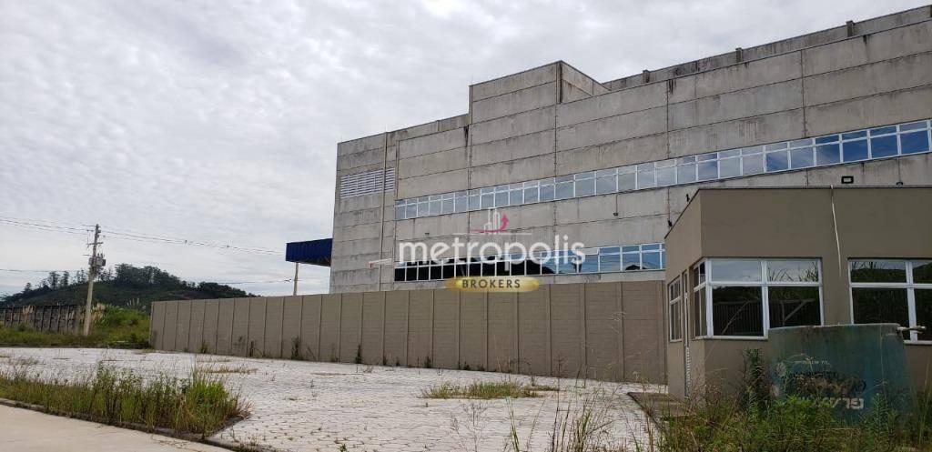 Galpão para alugar, 9000 m² por R$ 135.000/mês - Vila Carlina - Mauá/SP
