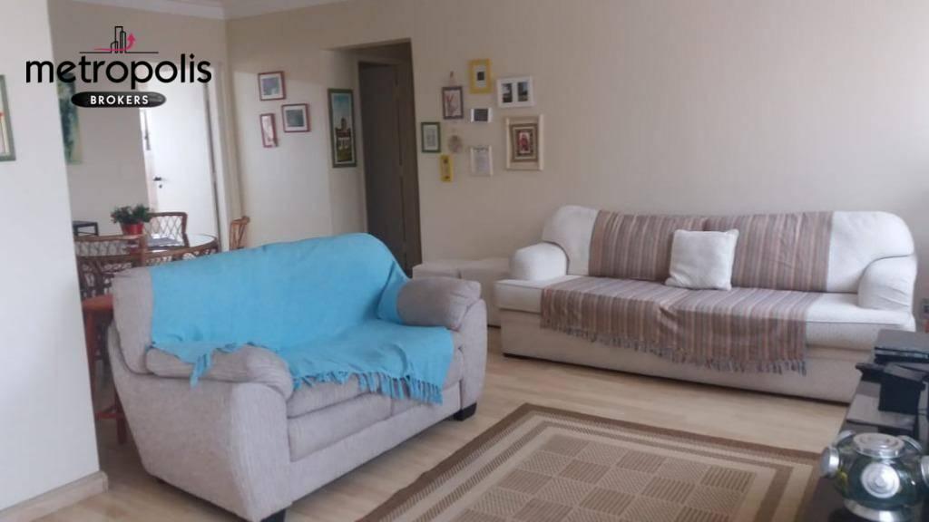 Apartamento com 3 dormitórios à venda, 150 m² por R$ 530.000