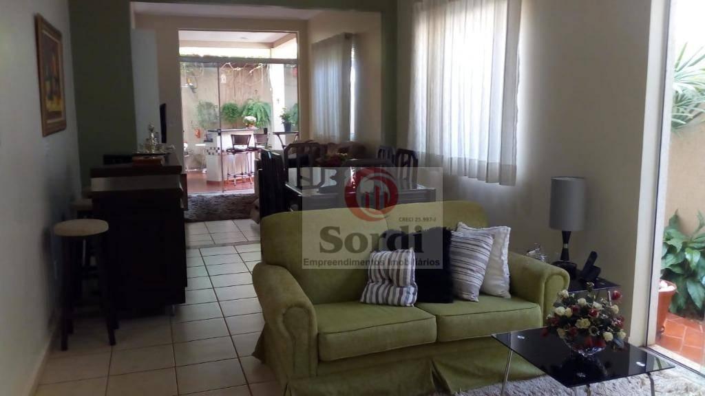 Casa à venda, 150 m² por R$ 543.000,00 - Residencial Jequitibá - Ribeirão Preto/SP