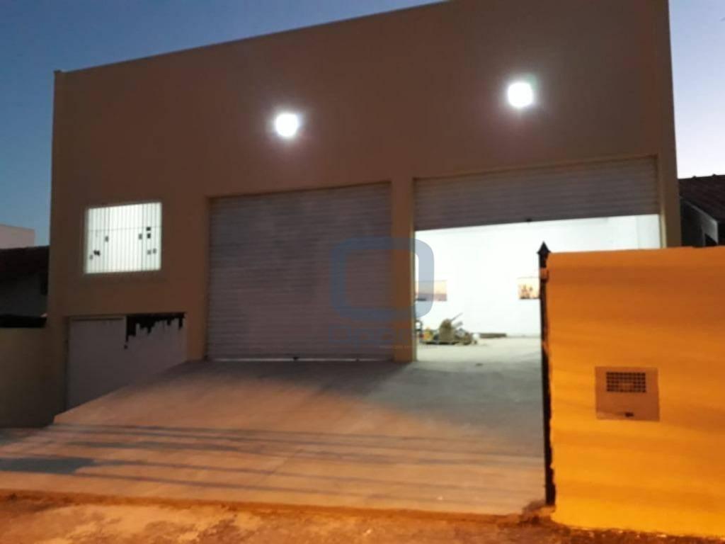Prédio novo para alugar, 306 m² por R$ 5.500/mês - Jardim Proença I - Campinas/SP