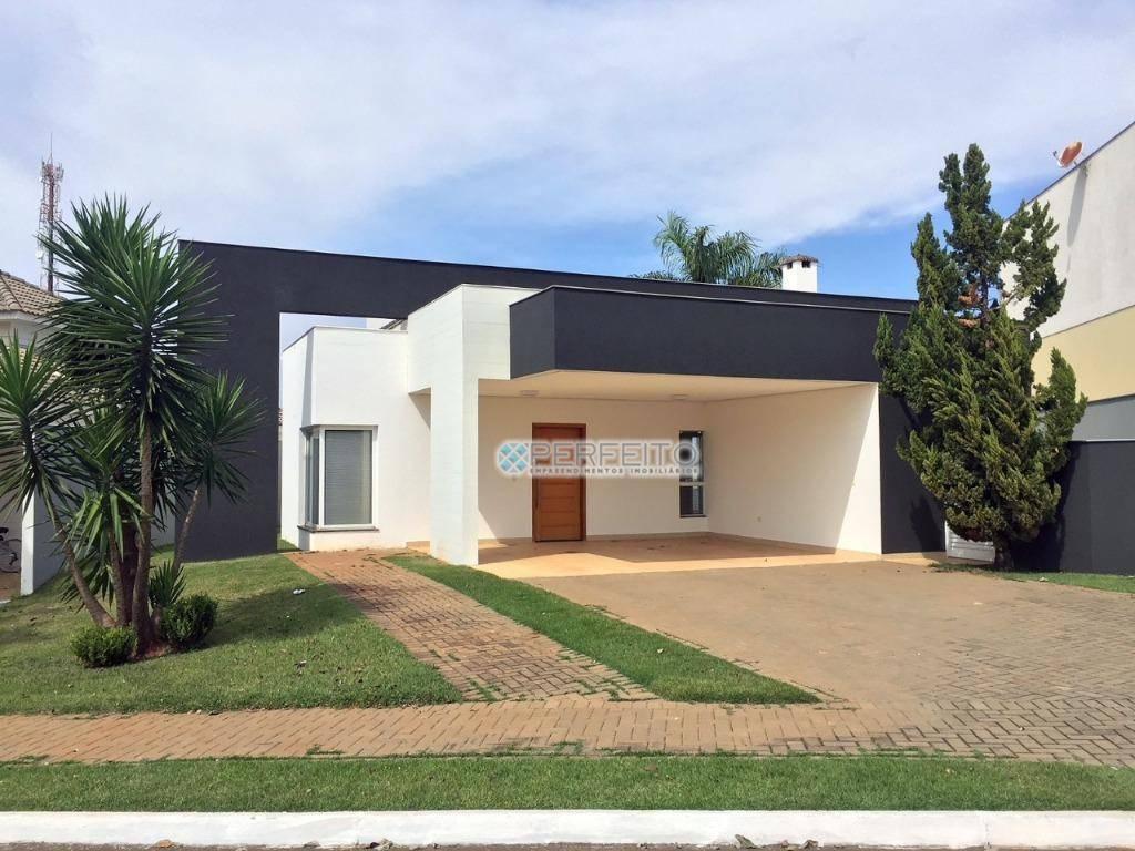 Casa com 3 dormitórios para alugar, 150 m² por R$ 3.600,00/mês - Sun Lake Residence - Londrina/PR