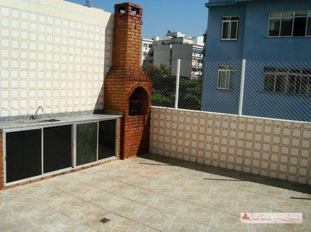 Cobertura residencial à venda, Tijuca, Rio de Janeiro.
