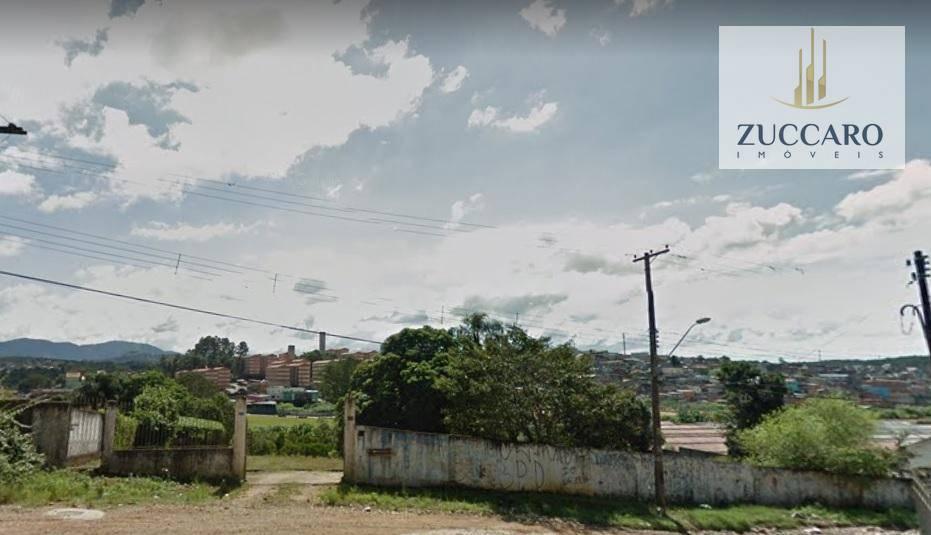 Área à venda em Vila Nova Bonsucesso, Guarulhos - SP