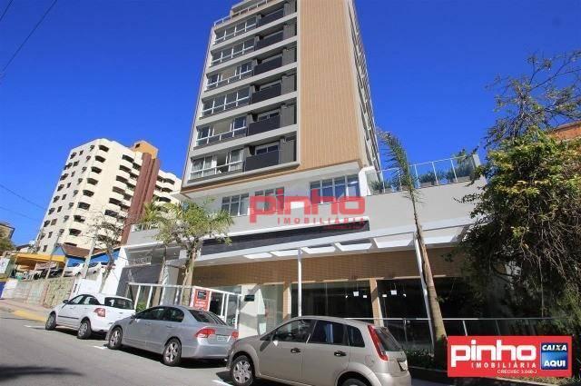 Apartamento com 2 dormitórios (suíte) à venda, 66,71 m² por R$ 850.000,00- Centro - Florianópolis/SC