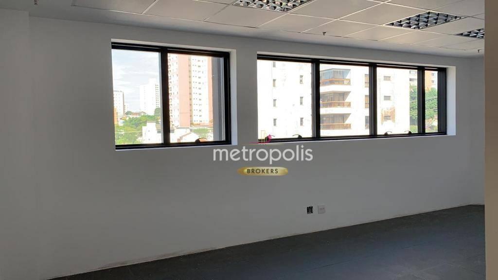 Andar Corporativo, 200 m² - venda por R$ 1.600.000,00 ou aluguel por R$ 7.000,00/mês - Jardim - Santo André/SP