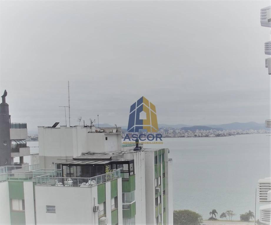 Apartamento com 2 dormitórios para alugar por R$ 1.800/mês - Agronômica - Florianópolis/SC