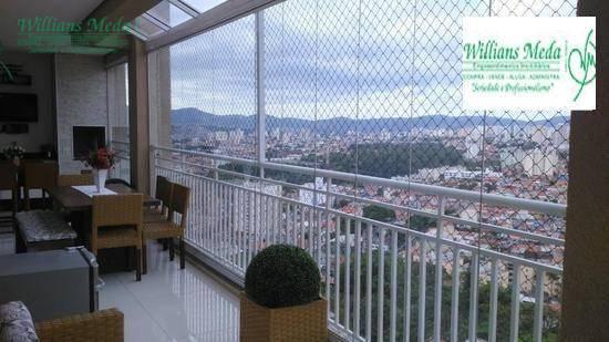 Apartamento Duplex Parque Clube, Vila Augusta, Guarulhos.
