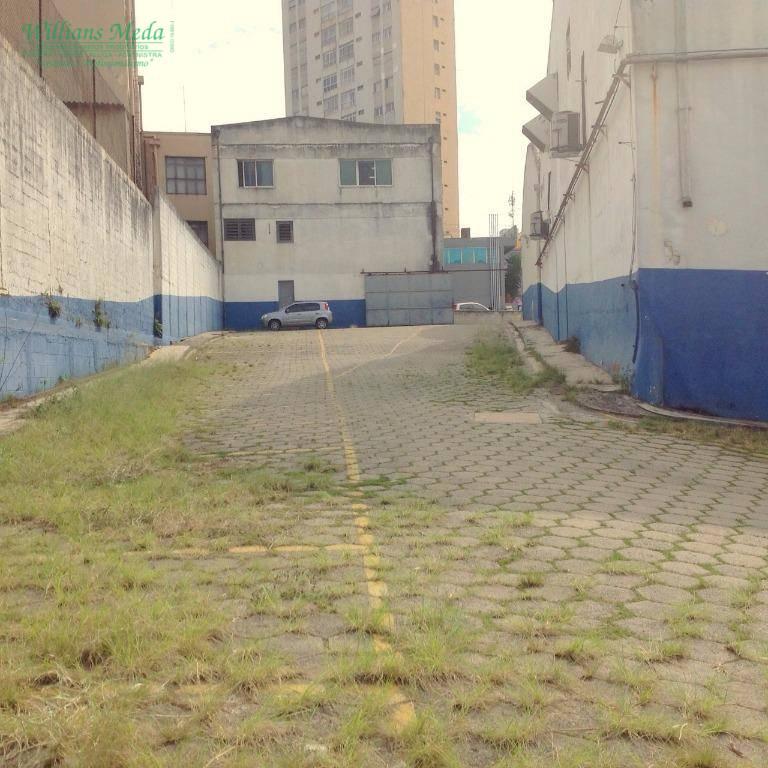 Galpão comercial à venda, Centro, Guarulhos.