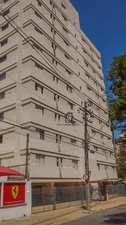 Kitnet com 1 dormitório à venda, 45 m² por R$ 180.000 - Vila Itapura - Campinas/SP