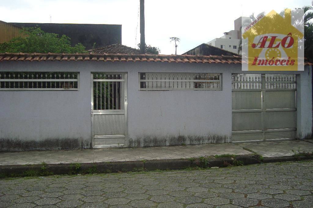 Terreno à venda, 470 m² por R$ 600.000,00 - Vila Santa Rosa - Cubatão/SP