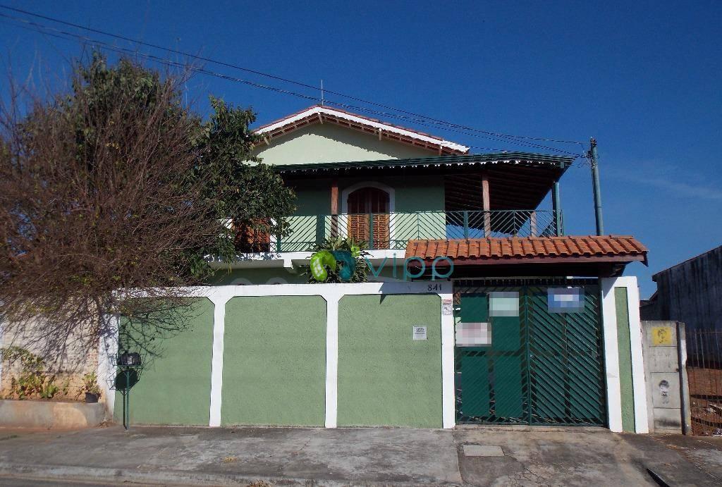 Casa residencial à venda, Jardim do Alvinópolis, Atibaia.