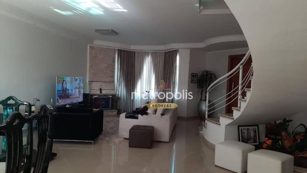 Sobrado à venda, 410 m² por R$ 1.600.000,00 - Olímpico - São Caetano do Sul/SP