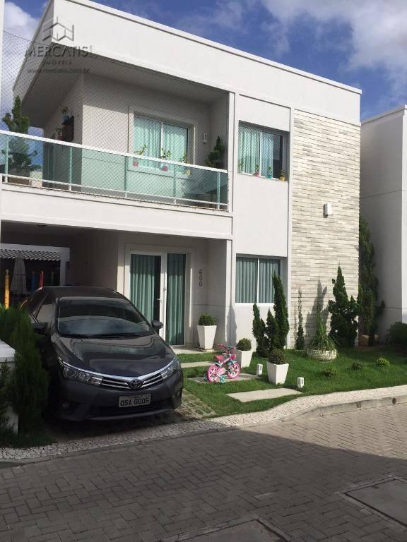 Casa Duplex à venda | Condomínio Belle Carmelle Residence | Bairro Lagoa Redonda | Fortaleza (CE) -