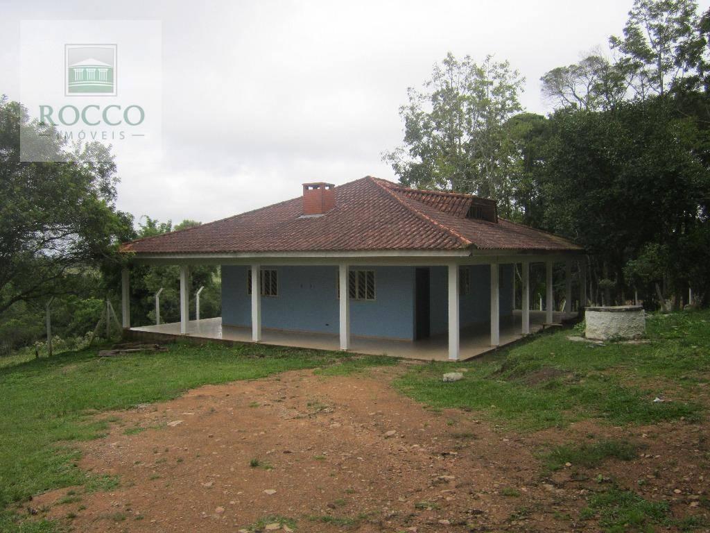Chácara residencial para locação, Zona Rural, São José dos P