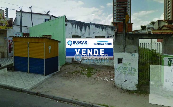 Terreno à venda, 300 m² por R$ 209.990,00 - Centro - Feira de Santana/BA