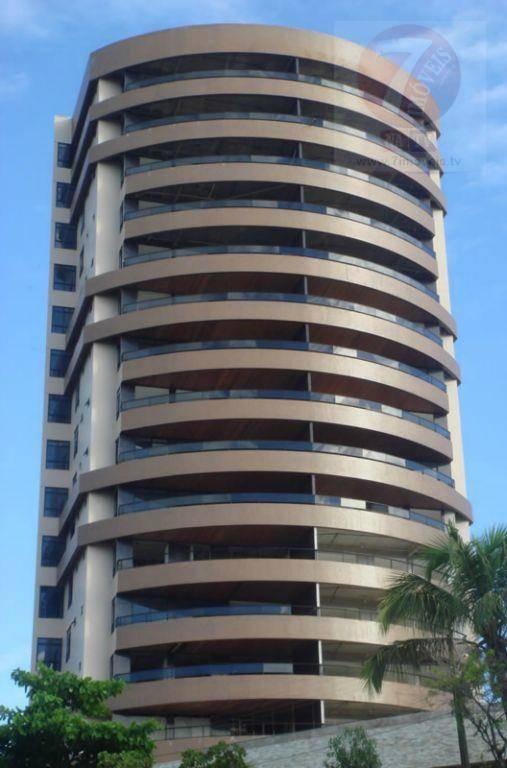 Apartamento residencial à venda, Jardim Luna, João Pessoa -