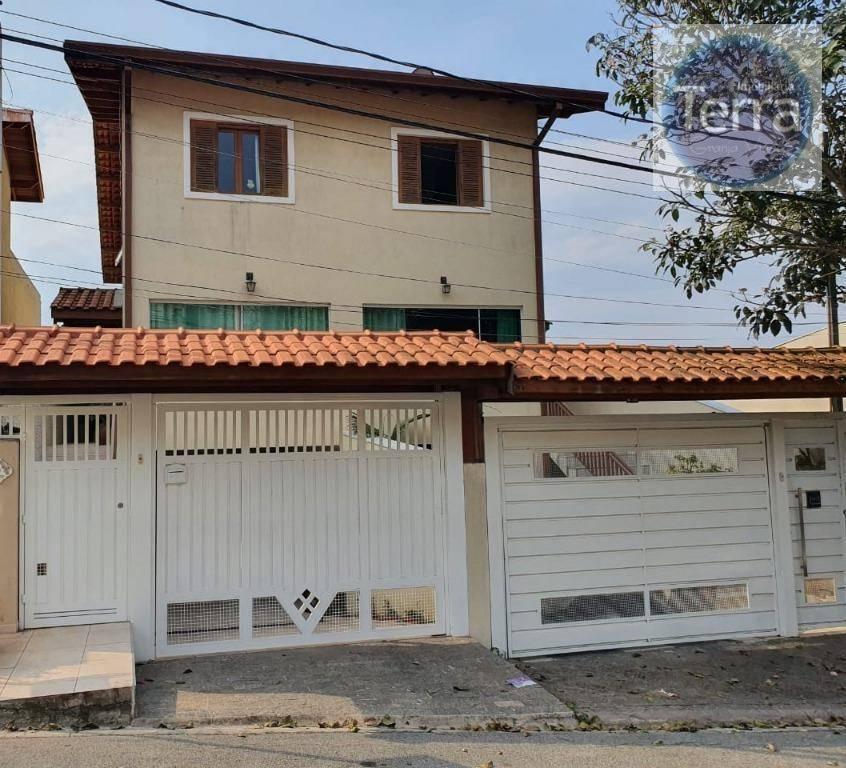 Casa residencial à venda, Vila D'Este, Granja Vina.