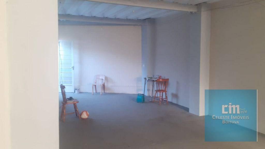 Barracão para alugar, 120 m² por R$ 1.200/mês - Centro - Boituva/SP