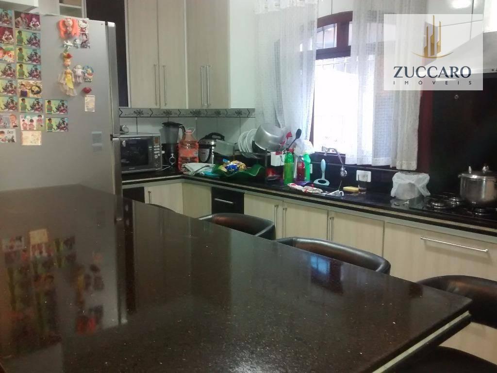 Sobrado de 2 dormitórios à venda em Parque Continental, Guarulhos - SP