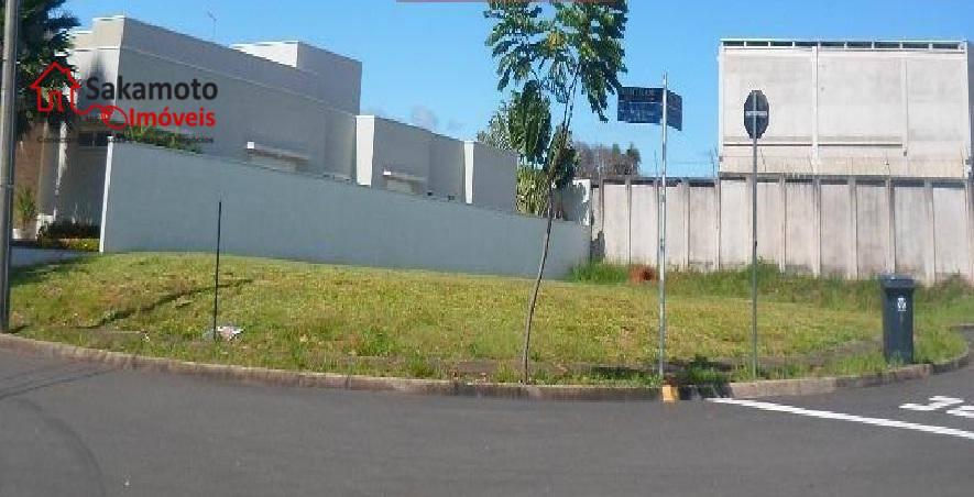Terreno residencial à venda, Condomínio Mont Blanc, Sorocaba.