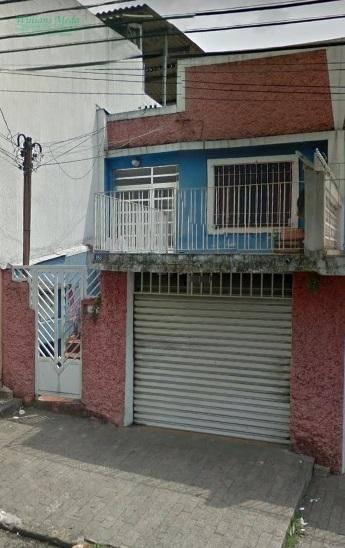 Casa residencial à venda, Jardim Pinhal, Guarulhos.