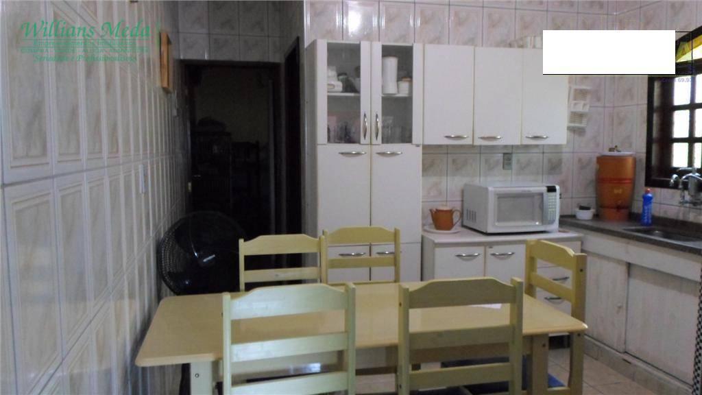 Casa com 2 dormitórios à venda, 100 m² por R$ 230.000 - Flórida Mirim - Mongaguá/SP