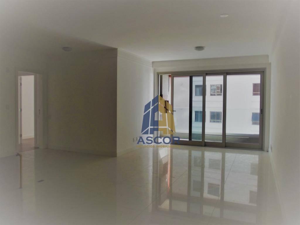 Apartamento com 3 dormitórios para alugar, 156 m² por R$ 7.500,00/mês - Centro - Florianópolis/SC