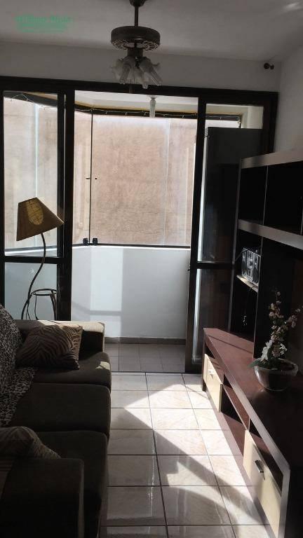 Apartamento residencial para locação mobiliado, Vila Progres
